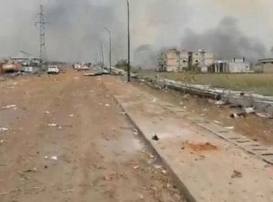 赤道几内亚爆炸事故已致20死600伤
