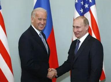 美俄总统通话