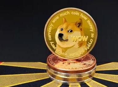"""马斯克发文力挺的虚拟货币""""狗狗币"""""""