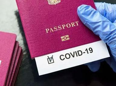 """英国:不满防疫措施与""""疫苗护照"""""""