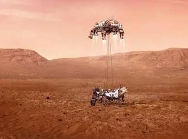 毅力号首次在火星上制氧5.4克