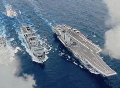 走向深蓝的人民海军