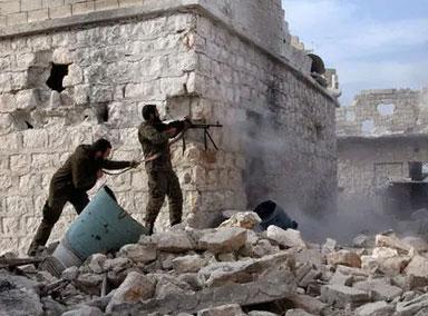 联合国秘书长:冲突致叙利亚经济崩溃
