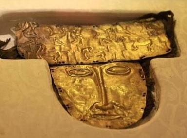 西藏发现8000年前磨制石针