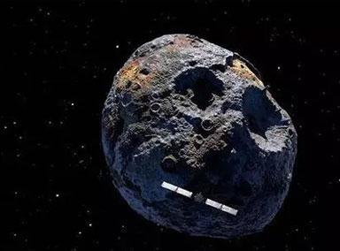 NASA小行星探测器启程返航