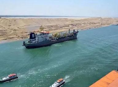 埃及港口启用货物信息预报系统