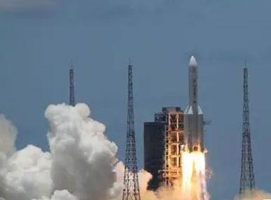 我国首次天问一号探测器成功着陆火星
