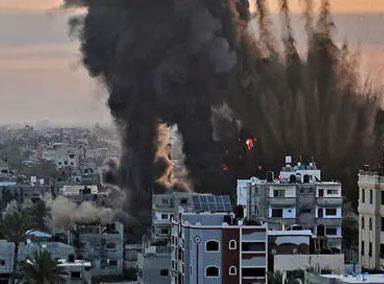 以色列拒绝哈马斯休战提议