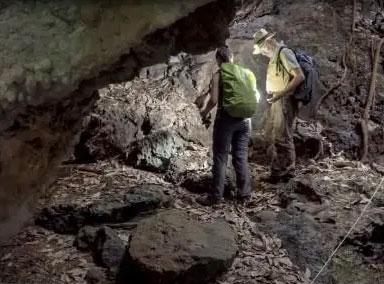 肯尼亚发现非洲最古老人类墓穴