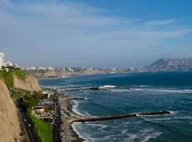 秘鲁沿岸近海发生6.0级地震