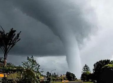 澳大利亚东南部多州遭遇极端天气