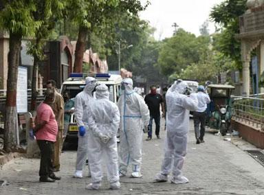 俄罗斯:莫斯科新冠疫情形势恶化