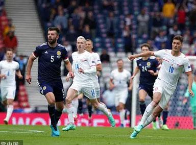 欧洲杯小组赛第一轮