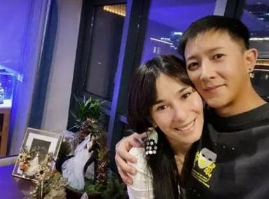 韩庚为老婆庆生:我的爱人生日快乐,懒理夜会美女风波