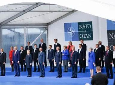 布鲁塞尔:北约峰会召开