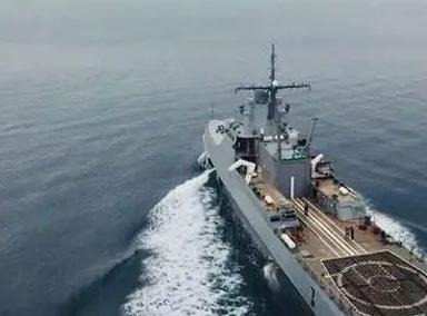 俄罗斯:英国军舰侵犯俄领海