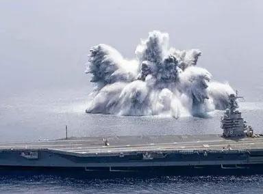 美国:引爆超18吨炸药