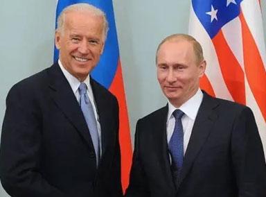 普京与拜登在日内瓦举行会晤