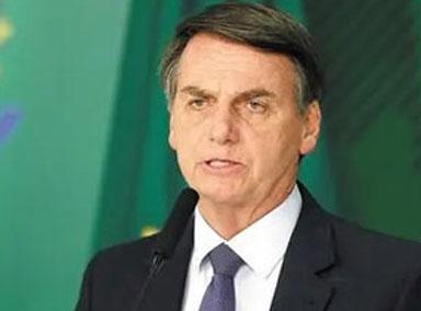 巴西:多地抗议博索纳罗涉嫌渎职